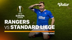 Highlight - Rangers vs Standard Liege I UEFA Europa League 2020/2021