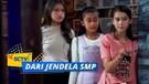 KEREN! Wulan, Santi, Ria Minta Bantuan Gino Untuk Jebak Lili | Dari Jendela SMP Episode 125